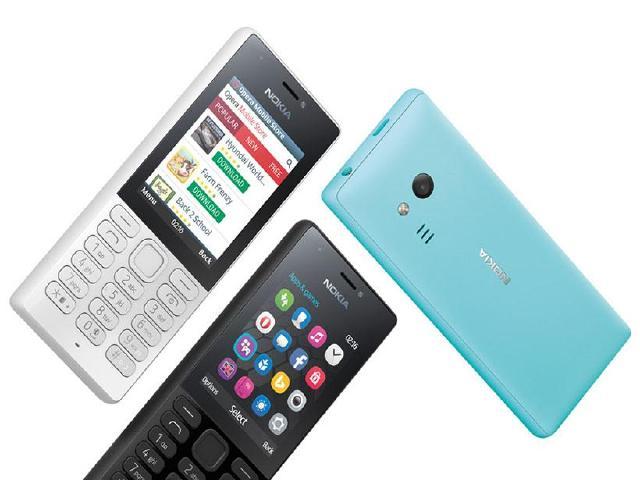 微軟還有新機!NOKIA 216功能型手機發表
