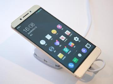 樂視手機旗艦再殺低 樂Pro3搭載高通S821