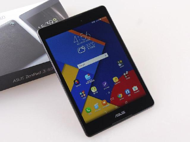 [開箱]可通話的追劇平板!華碩ZenPad 3 8.0 Z581KL