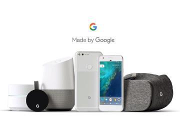 Google發表DayDream View、Google Home等新品