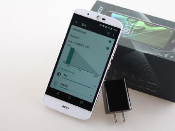 5千大電量!Acer Liquid Zest Plus開箱