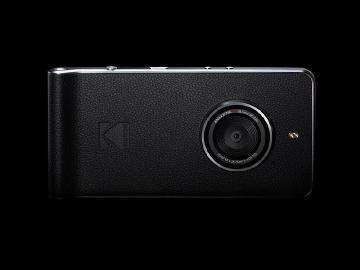 柯達拍照手機Ektra發表 前後鏡頭支援PDAF