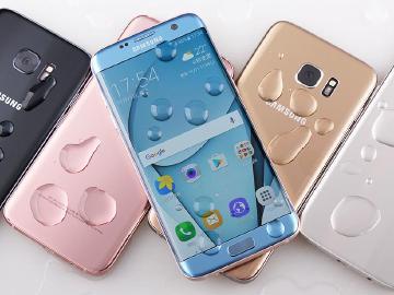冰湖藍降臨!SAMSUNG S7 edge上市五款顏色開箱