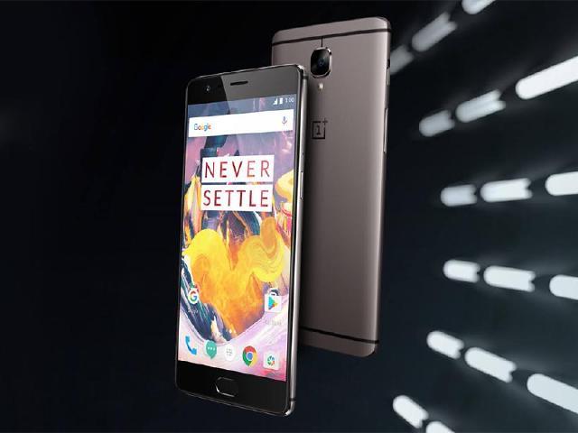 升級版OnePlus 3T發表 採S821、16MP前鏡頭
