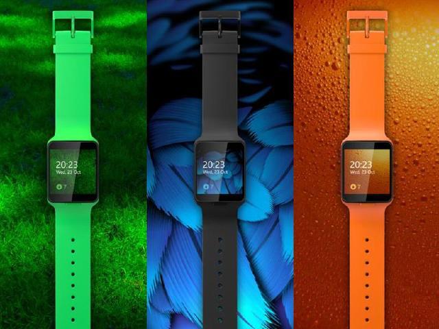 無緣推出的Nokia智慧錶Moonraker動手玩亮相