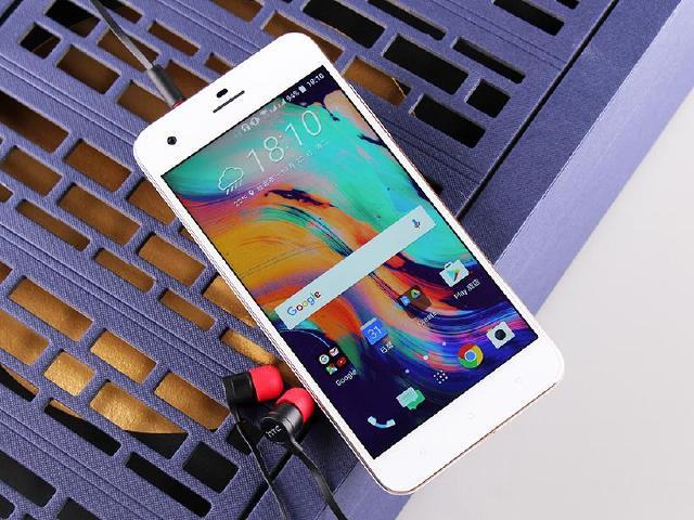 20MP主相機+指紋辨識 HTC Desire 10 pro雙卡機開箱