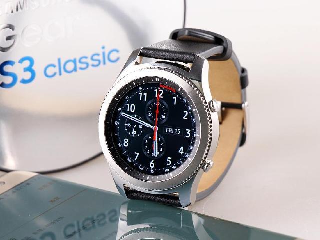 典雅品味、規格升級!三星Gear S3 Classic智慧手錶開箱