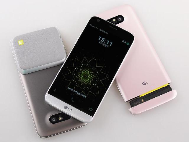 沒模組化?LG G6傳將有防水機身與無線充電