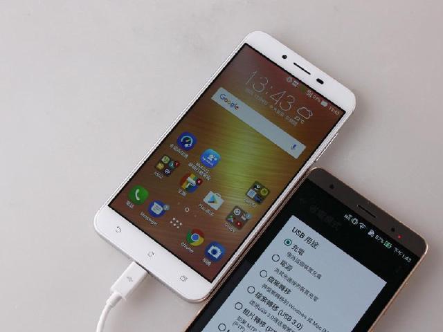 5.5吋發電機!華碩ZenFone 3 Max ZC553KL開箱