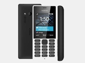 HMD發表功能型手機NOKIA 150 售價26美元