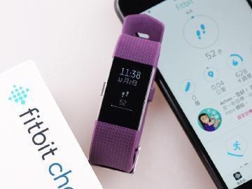 輕鬆管理健康 Fitbit charge 2智慧手環開箱