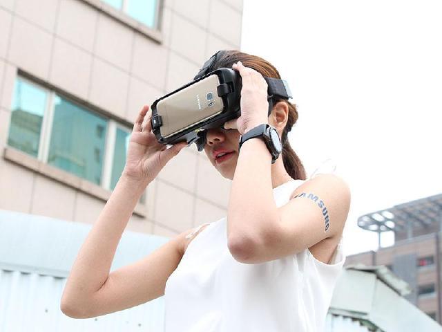 三星Be Fearless用VR科技助懼高 北中南設體驗區