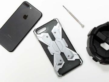 iPhone 7 Plus保護殼 CORESUIT Neo Armor金屬裝甲動手玩