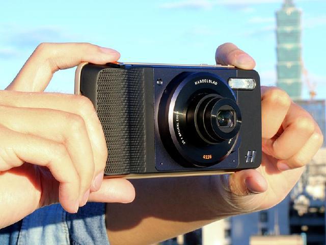 Moto Z搭配哈蘇相機模組 10倍光學變焦攝錄體驗