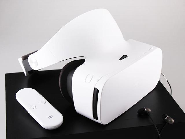 小米VR眼鏡正式版開箱 有了遙控手把更好玩