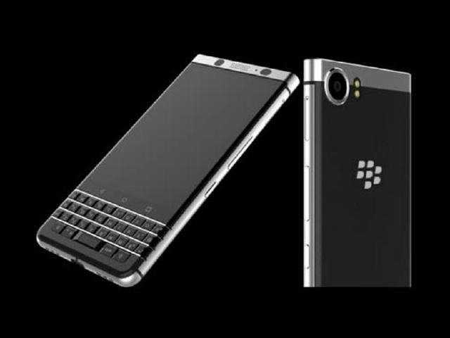 TCL宣布黑莓品牌新機將於MWC 2017發表