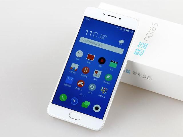 大電量加18W快充!魅藍Note 5台灣開箱實測