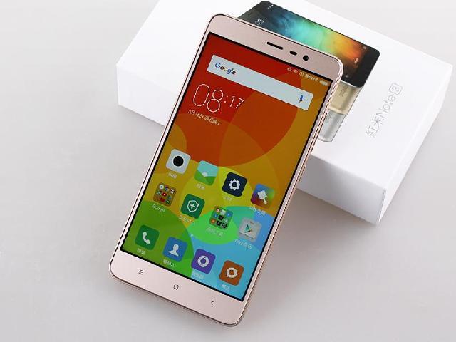 安兔兔2016熱門手機 紅米Note 3最夯