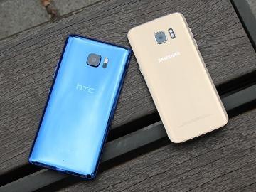玻璃最靚!從HTC U Ultra與三星S7 edge看旗艦手機設計