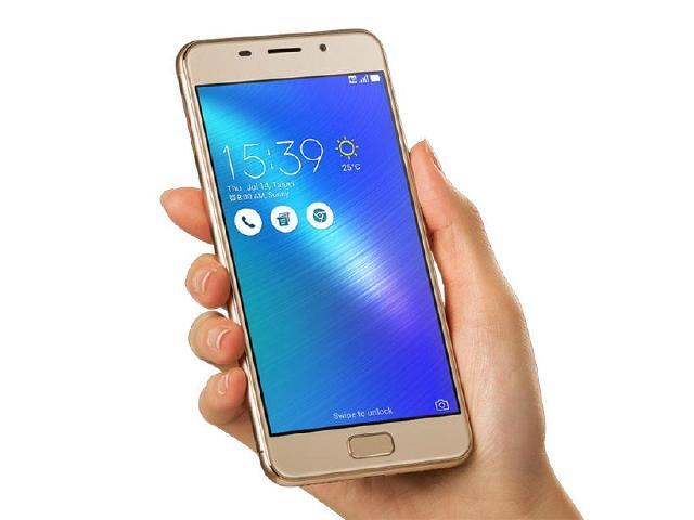 5千大電量!華碩ZenFone 3s Max印度上市