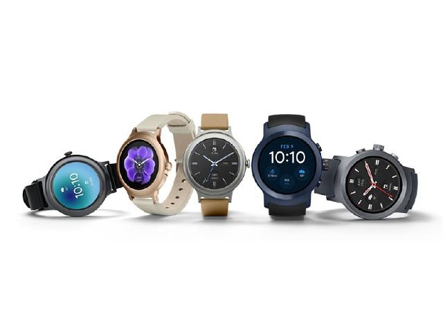 首款Android Wear 2.0手錶LG Watch Style與Sport發表