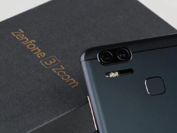 12倍變焦雙鏡頭!華碩ZenFone 3 Zoom開箱