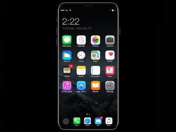 iPhone 8有三種尺寸?傳雙玻璃機身不鏽鋼邊框