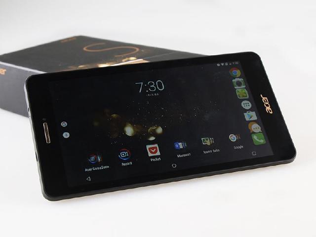 7吋通話雙卡平板 Acer Iconia Talk S A1-734開箱
