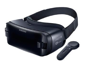 三星新版Gear VR提供專屬遙控器[MWC 2017]