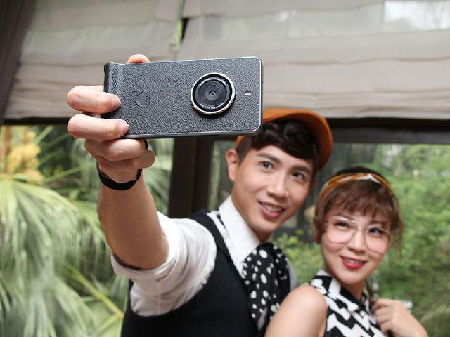 Kodak Ektra柯達手機 台灣單機售價近2萬