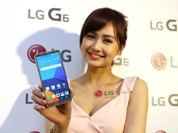 LG G6特色規格搶先預覽 4月中旬台灣上市