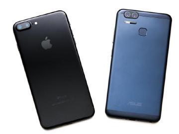 雙鏡雙選擇!iPhone 7 Plus與ZenFone 3 Zoom比較