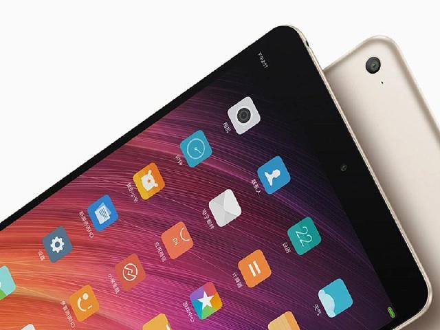 小米平板3發表 7.9吋螢幕、聯發科六核心