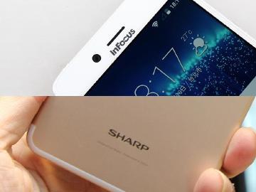 夏普手機在台專注萬元以上機種 InFocus仍會有新機