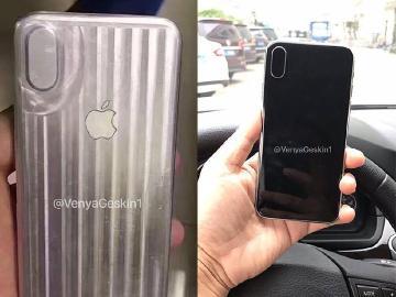 新一代iPhone金屬機身揭露 另有雙玻璃版本
