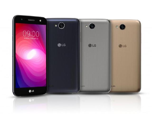 電量、拍照快!LG X Power 2韓國發表