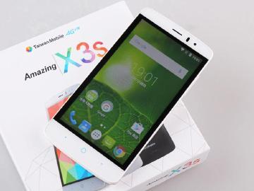 低價入門手機 TWM Amazing X3s