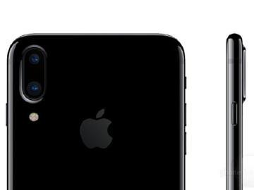 iPhone 8垂直雙鏡頭設計傳與AR、VR設計有關