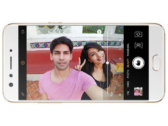 OPPO F3自拍雙鏡頭 5.5吋螢幕搭配聯發科處理器