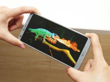 5.7吋QHD全視野手機 LG G6內在功能體驗