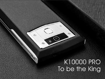 Oukitel K10000 Pro規格揭露 1萬電量、充電更快