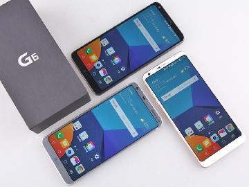 全視野大螢幕!LG G6台灣上市開箱、效能實測
