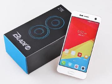 平價雙鏡頭手機ZTE Blade V8 遠傳電信首賣