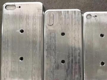 三星續為蘋果供應面板 3款疑似iPhone鑄造模具曝光