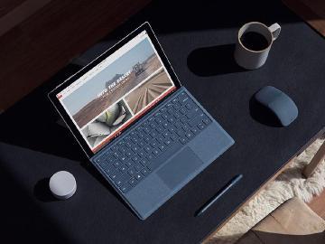微軟發表新款Surface Pro 台灣6月中上市