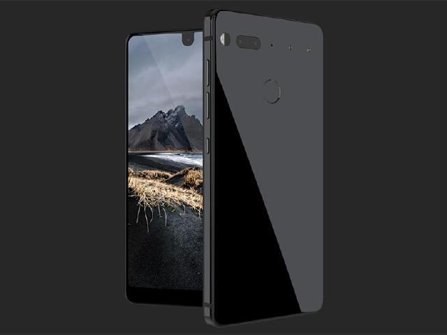安卓之父做手機 PH-1螢幕高佔比搭配360度相機