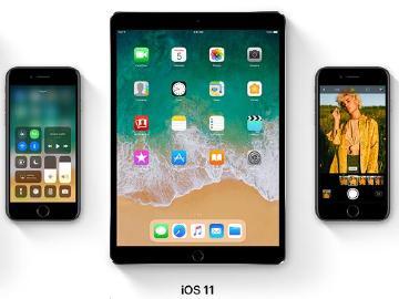 支援AR更好玩 iOS 11與watchOS 4秋季釋更新