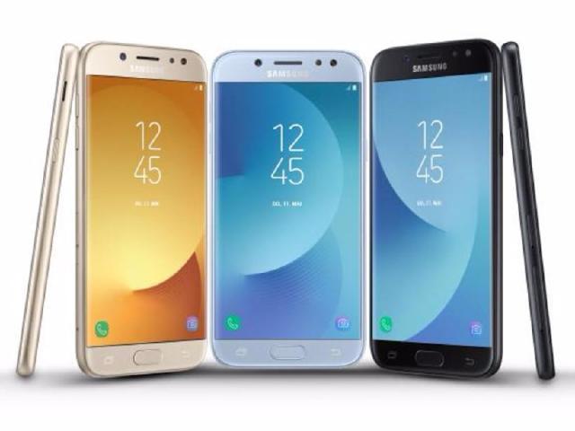 三星Galaxy J7、J5與J3 2017新版發表