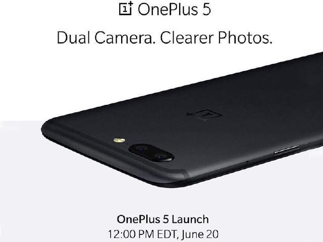 一加新機6/21發表 OnePlus 5外觀亮相