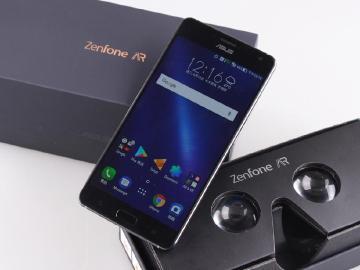 主打AR與VR的華碩高規手機 ZenFone AR開箱